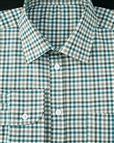 Dalton Tattersall Check Pure Cotton Twill Shirt
