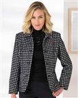 Downton Wool Mix Jacket