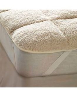 Sherpa Mattress Topper