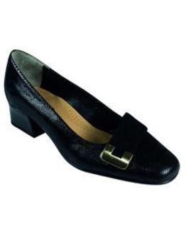 Van Dal Black Duchess Shoe