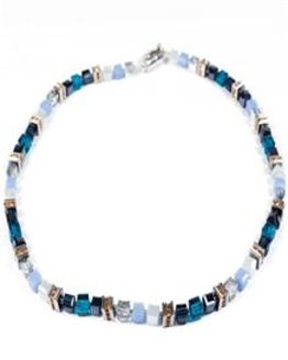 Blue Necklet