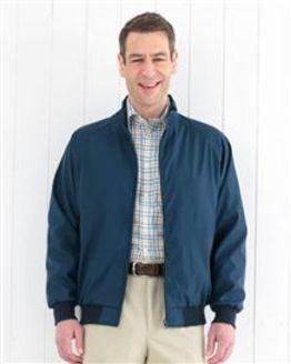 Shower Resistant Blouson Jacket