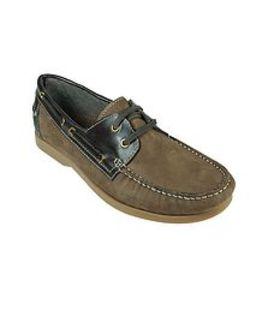 Padders Suede Shoe