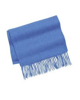 Colbalt Pure Lambswool Scarf