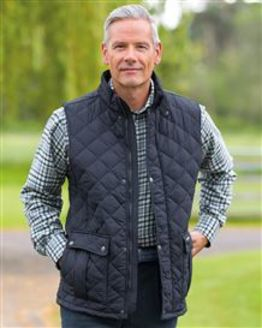 Ashby Body Warmer Quilted Gilet