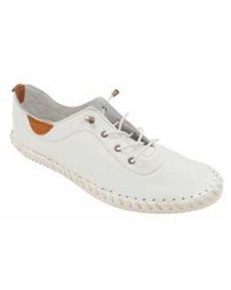 Lunar Leather St Ives Shoe