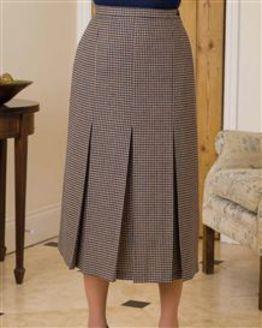 Falmouth Wool Mix Skirt