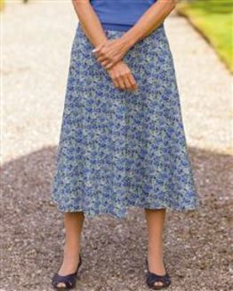 Clementine Pure Cotton Lawn Skirt