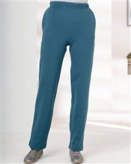 Teal Leisure Trousers