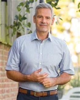 Pure Cotton Short Sleeve Casual Stripe Shirt