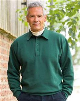 Trimmed Sweatshirt