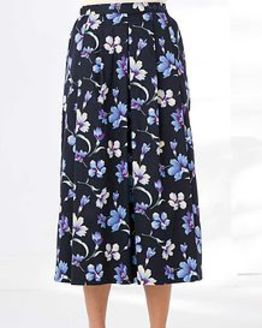 Callie Cotton Mix Skirt