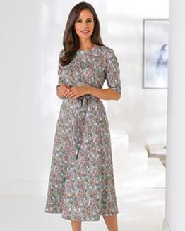 Juliette Pure Silky Cotton Dress