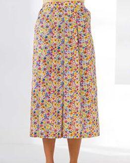 Mallory Liberty Print Tana Lawn Skirt
