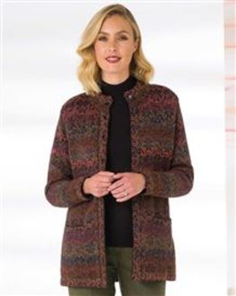 Arianne Alpaca Jacket