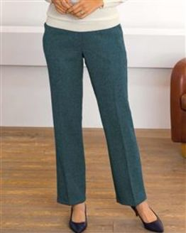 Farley Pure Shetland Wool Trousers