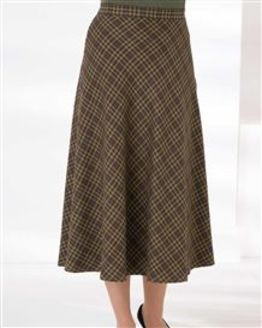 Foxham Wool Mix Skirt