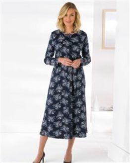 Imogen Pure Silky Cotton Dress
