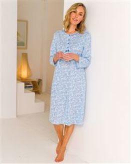 Slenderella Nightdresses Freda