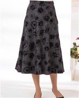 Priscilla Wool Rich Skirt
