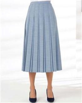 Sandown Pleated Skirt