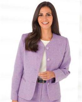 Alicante Pure Shetland Wool Jacket