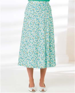 Chantelle Pure Silky Cotton Skirt