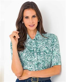 Harmony Pure Silky Cotton Blouse