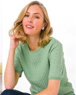 Susanna Pure Cotton Top
