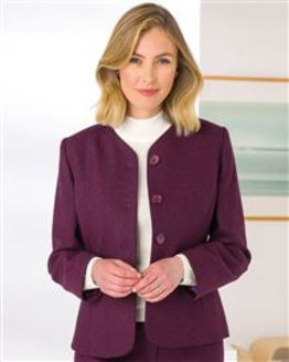 Buckingham Pure Shetland Wool Jacket
