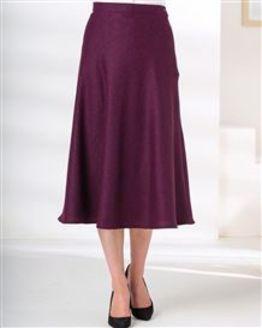 Buckingham Pure Shetland Wool Skirt