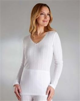 Vedonis Seamless Long Sleeve Top