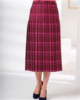 Ely Pure Wool Skirt