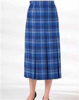 Burwell Pure Wool Skirt