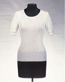 Short Sleeve Spencer Vest