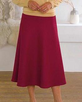 Penzance Pure Shetland Wool Skirt