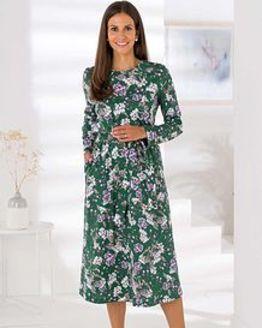 Caitlyn Pure Silky Cotton Dress