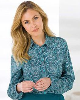 Neive Pure Silky Cotton Blouse