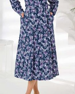 Bethany Pure Silky Cotton Skirt