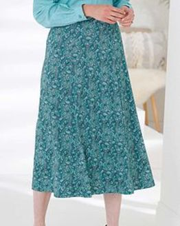 Neive Pure Silky Cotton Skirt