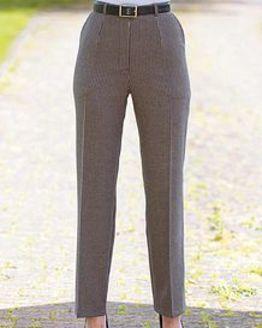 Falmouth Wool Mix Trousers