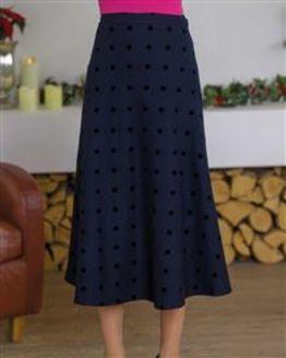 Tabitha Wool Rich Skirt