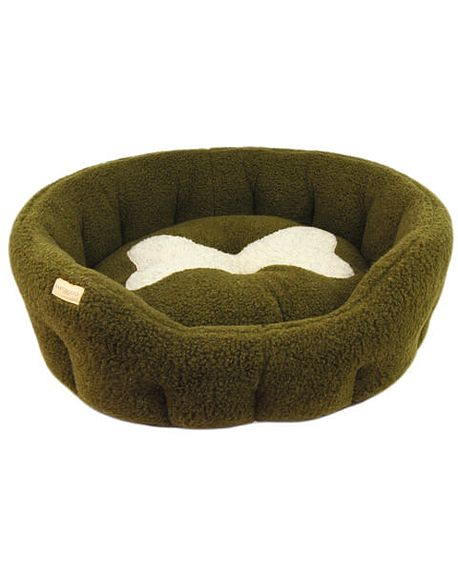 Classic Bone Dog Bed