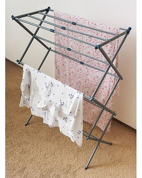 Expandable Folding Clothes Dryer