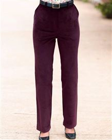 Needlecord Trousers - Ladies