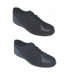 DB Wider Fit Phoebe Embossed Shoe