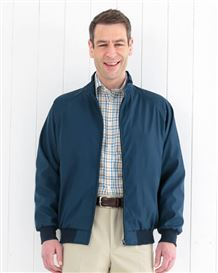 Shower Resistant Blouson Jacket