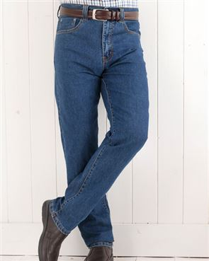 Classic Five Pocket Denim Jeans