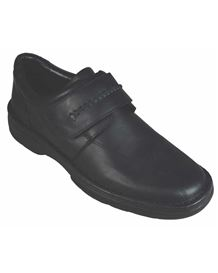 DB Wider Fit Gareth Velcro Shoe