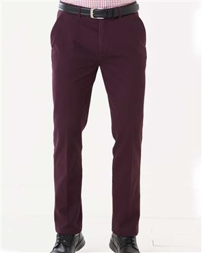 Farah Oxblood Chino Trousers